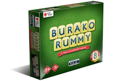 Burako Rummy Edición Viaje