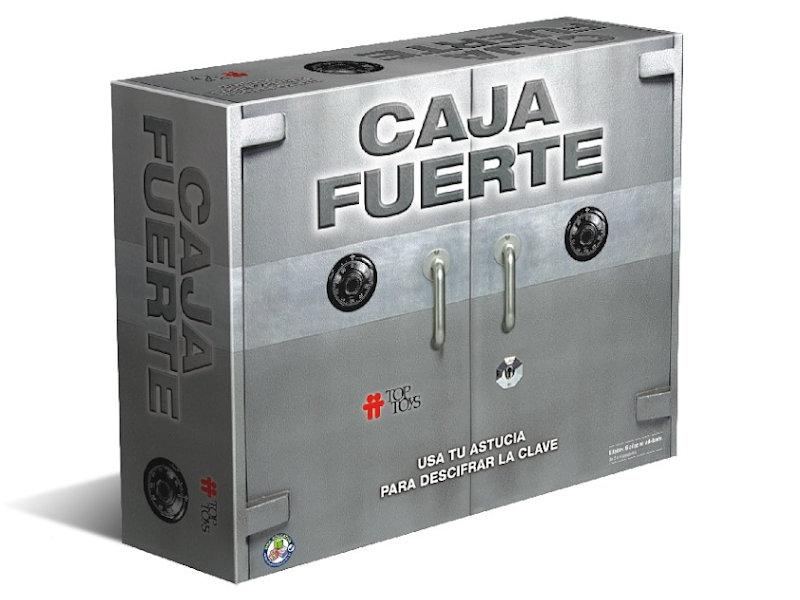 Caja Fuerte: Juego de Ingenio | TOP TOYS