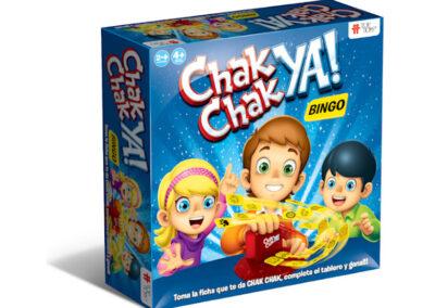Chak Chak Ya! Bingo – Juego Infantil