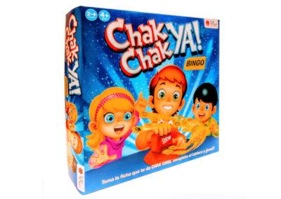 Chak Chak Ya! Edición Bingo