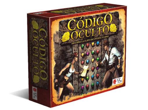 Código Oculto – Juego de Ingenio