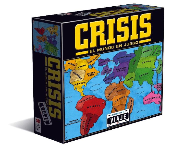 Crisis: El Mundo en Juego - Viaje | TOP TOYS