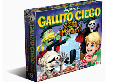 Gallito Ciego: Stretch Strong Monsters – Juego Infantil