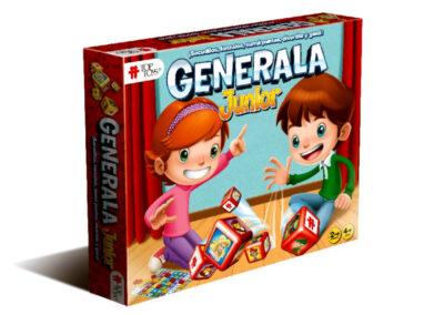Generala Júnior – Juego Infantil