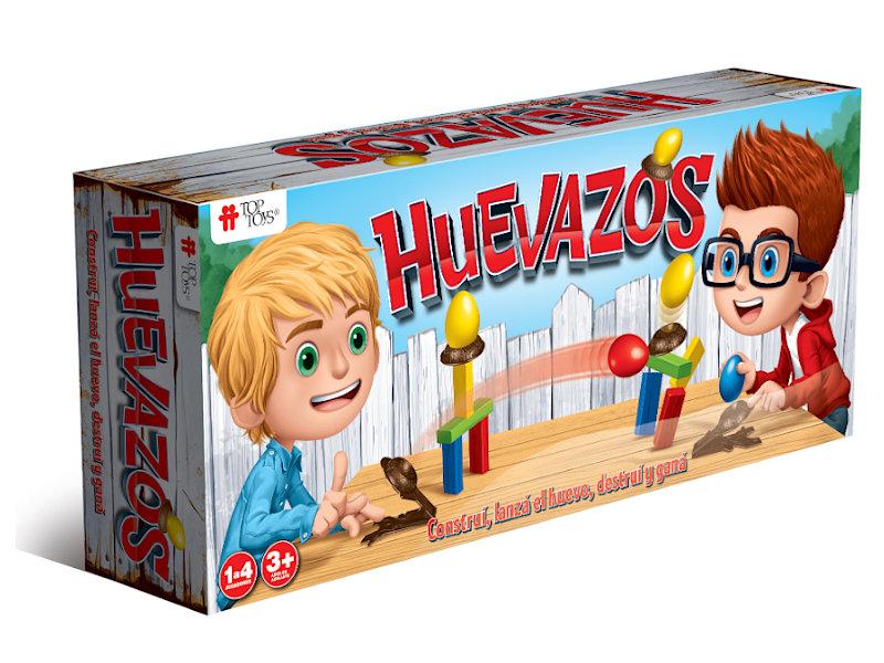 Huevazos - Juego Infantil   TOP TOYS