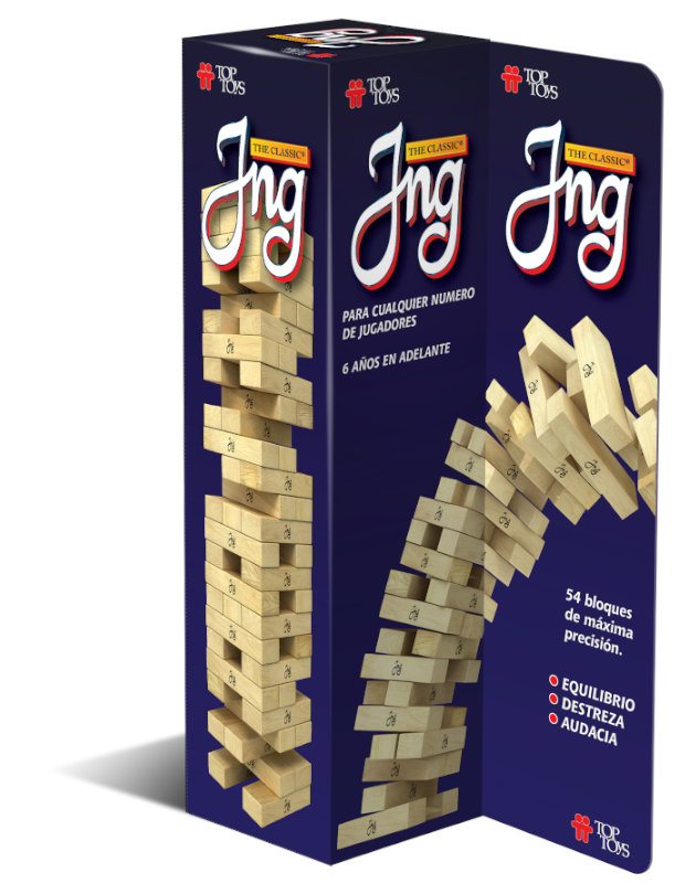JNG - The Classic | TOP TOYS