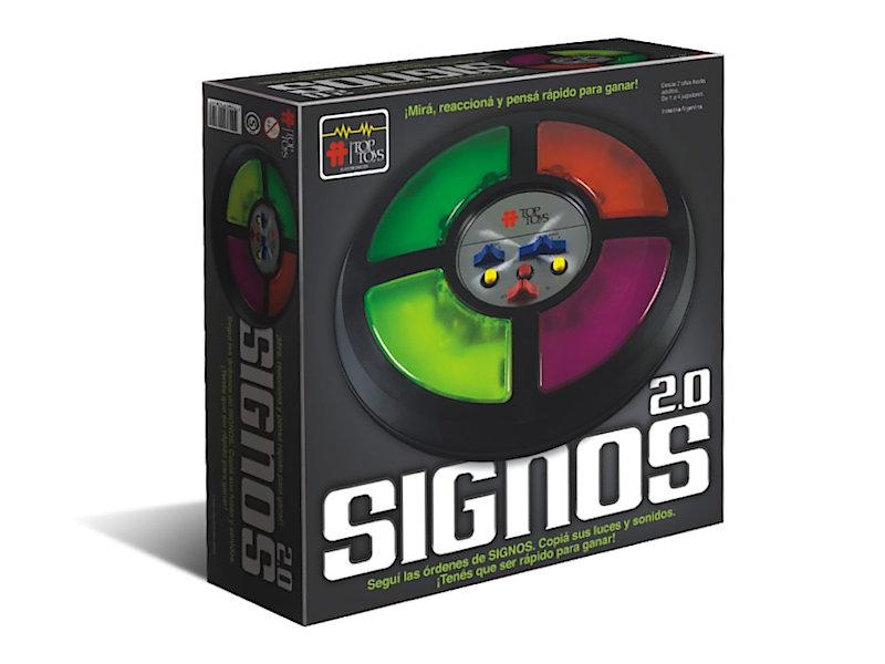 Signos 2.0 Clásico Juego de Memoria