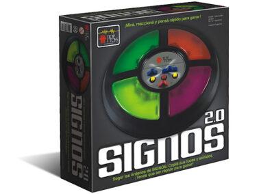 Signos 2.0 – Juego de Memoria