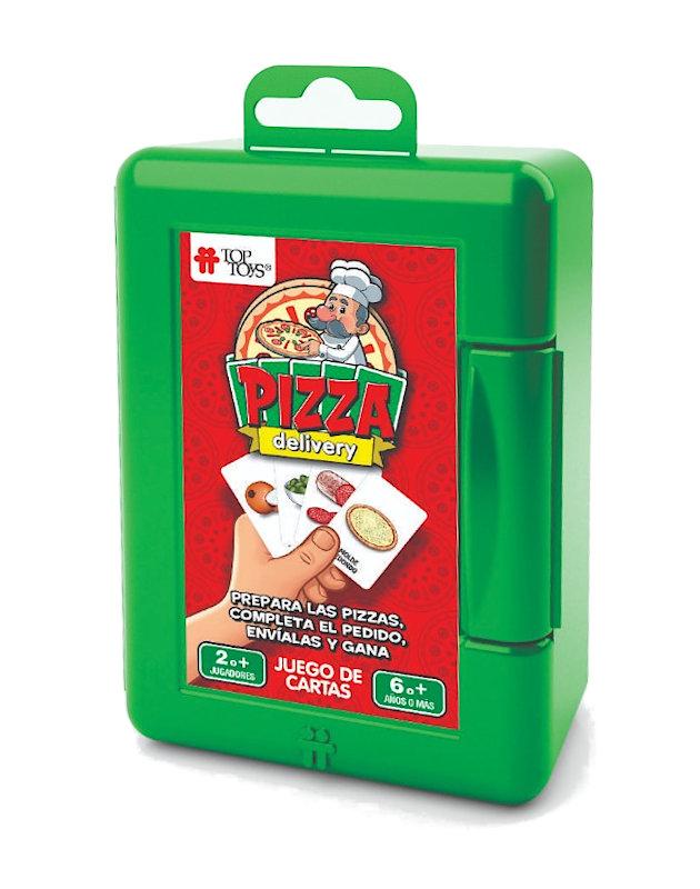 Juego de Cartas Pizza Delivery de TOP TOYS