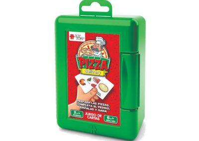 Pizza Delivery – Juego de Cartas