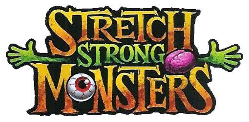 Stretch Strong Monsters - Monstruos que se estiran