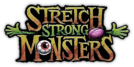 Stretch Strong Monsters de TOP TOYS
