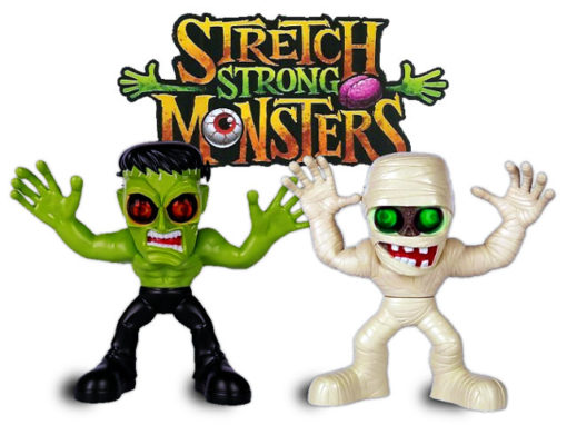 Stretch Strong Monsters – Monstruos Que Se Estiran
