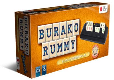 Burako Rummy Edición Beach