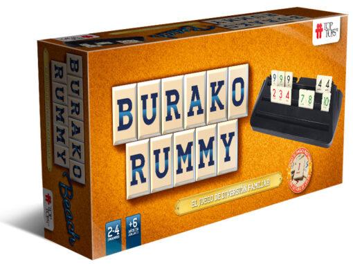 Burako Rummy: Beach – Juego de Mesa