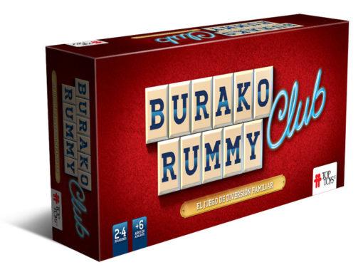 Burako Rummy Edición Club