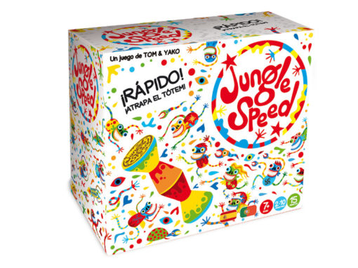 Jungle Speed ¡Rápido! ¡Atrapá el Tótem!