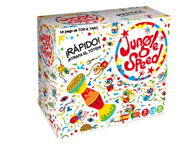Jungle Speed de TOP TOYS