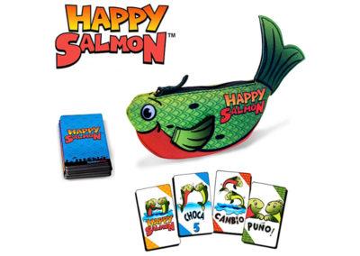 Happy Salmon – Juego de Cartas