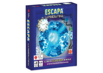 ESCAPA La Prueba Final – Escape Room