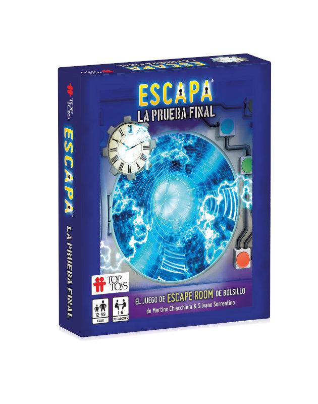 ¡ESCAPA! La Prueba Final - Escape Room