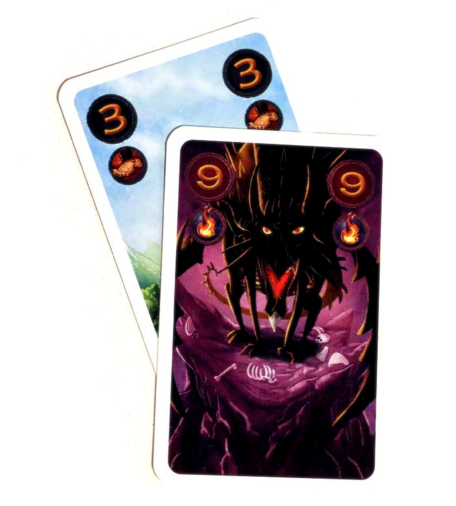 CLAIM: Componentes - Juego de Cartas | TOP TOYS