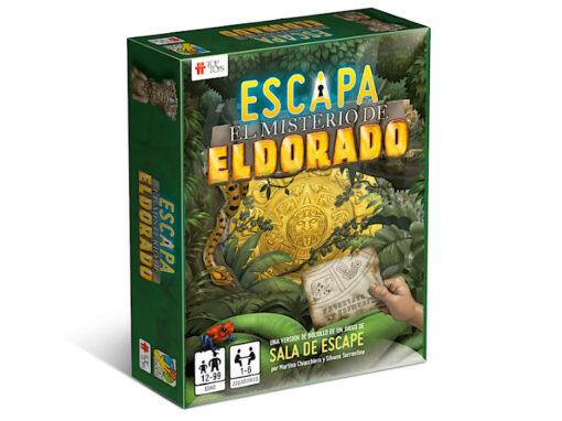ESCAPA: El Misterio de El Dorado – Escape Room