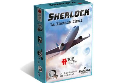 Sherlock: La Llamada Final – Escape Room