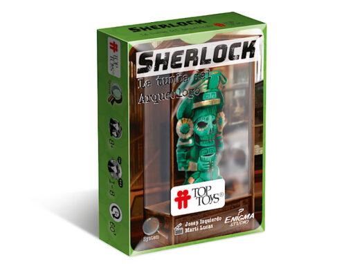 Sherlock: La Tumba del Arqueólogo – Escape Room