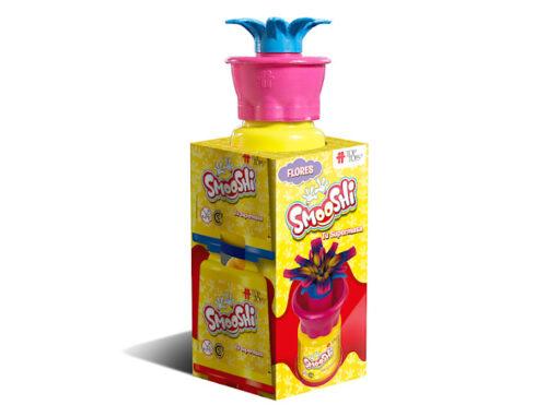Smooshi Flores 2 Potes – Juego Infantil