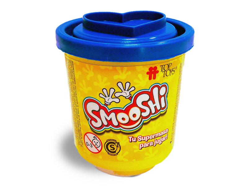 Smooshi Mix Colores Pote Simple - Tu súpermasa - Juego Infantil | TOP TOYS